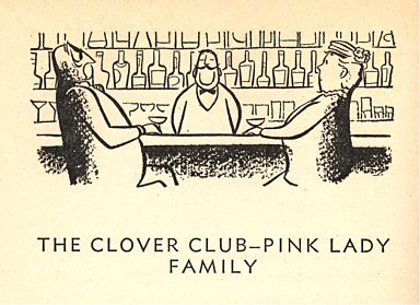 The Clover Club - Pink Lady Family