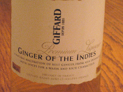 Giffard Ginger of the Indies