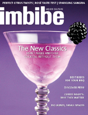 Imbibe magazine