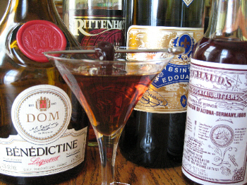 Cocktail a la Louisiane