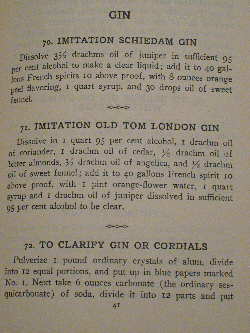 Giggle Water - Home-made Gin